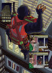 'The Postmen' Ninja postman