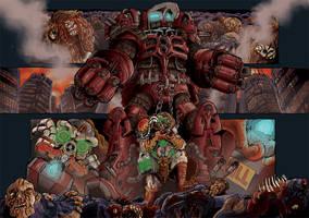 Robotic Massacre