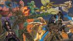 Portfolio 'Originz 01' by MattRIllustration