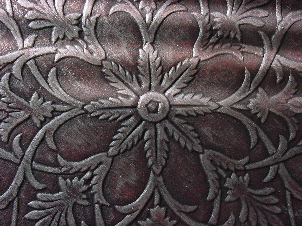 Carved out metal table top by kerra on deviantart