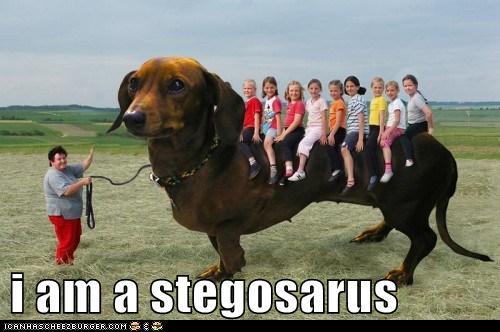 stegosarus by justudude1