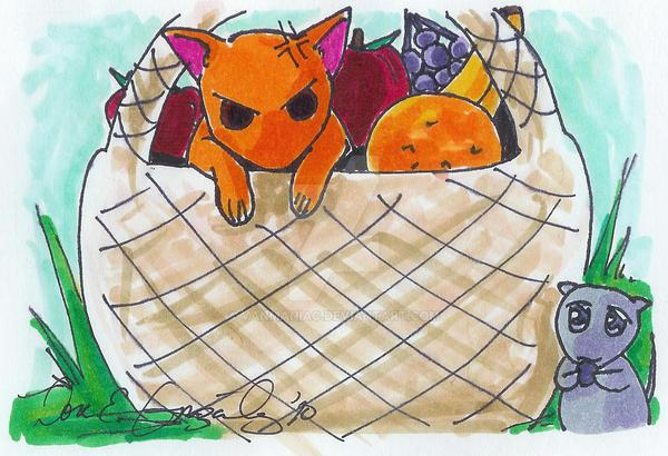 Fruits Basket Take2 by vanmaniac
