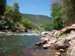 good ol' roaring fork river