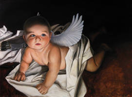 The Awakening of Eros by armusik