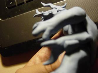 Random Clay Model Idea - Beetlightnoceros 07 by toonstarfreak