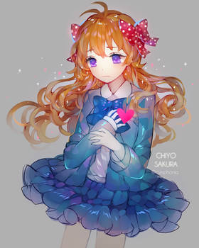 Chiyo doodle