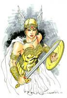 2010 Sketchbook Cover by aaronlopresti