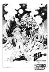 Kit Carter vs. The Molten Menace Final
