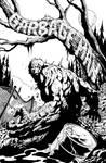 Garbage Man #1 (Weird Worlds #1) interior cover