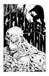Garbage Man #3 (Weird Worlds #3) interior cover by aaronlopresti
