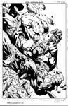 Hulk Destruction #4 Cover