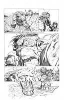 Hulk #99 pg.4 by aaronlopresti