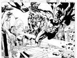 JLI #12 pg.2/3 Batman by aaronlopresti