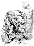 John Carter and the White Ape