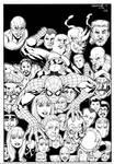 Amazing Spiderman #100 Cover Recreation