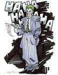 Joker2012 by aaronlopresti