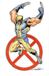 Wolverine Commission by aaronlopresti