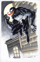 Venom by aaronlopresti