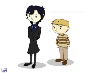 Guess Who's Sherlocked