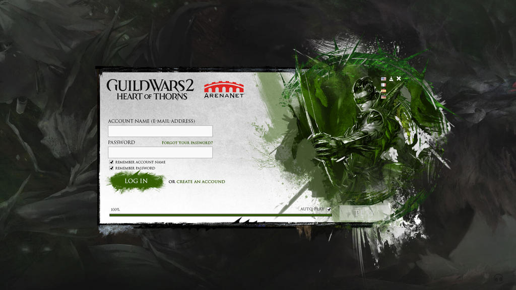 guild wars 2 heart of thorns launcher by undeadincluded d8fhjdu