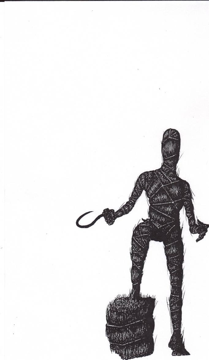 Bale Hook by jon71966