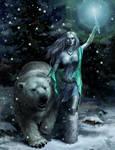 Snowgirl _repainted