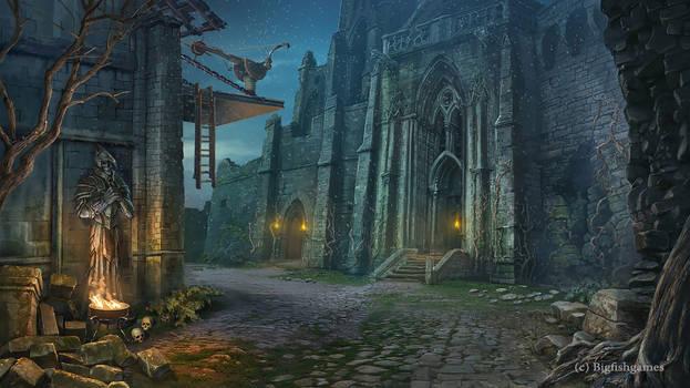 Location for Grim Facade: Hidden Sins