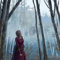 Forest elf by yoggurt