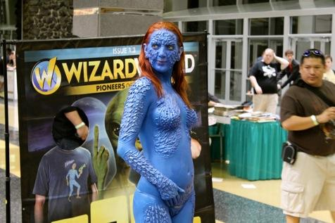 Mystique Cosplay by LauraXavier