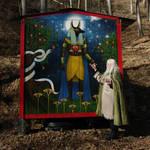 Wizard and Anubis