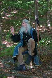 2016-06-19 Wizard in Joe's Wood by skiesofchaos