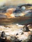 Alien landscape (acidic)