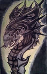 XenoDragon Queen: Profile by The-MuseDragon