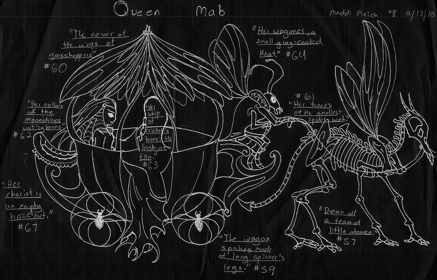 Queen Mab by HikariKage-Cat