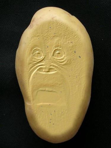 Monkey Potato by jenggakun