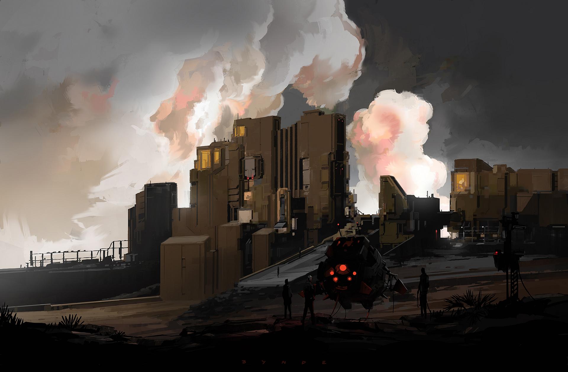 Dark Shipyard