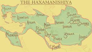 The Achaemenid Empire in 390 BCE (Alt History)