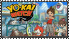 Yo-Kai Watch Stamp by DareNKnight