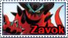 Zavok Stamp by DareNKnight
