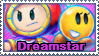 Dreamstar Stamp by DareNKnight