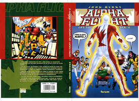 Alpha Flight book 4