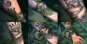 New School Claddagh Tattoo