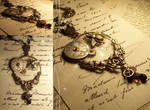 Timekeeper Necklace