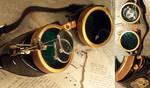 Steampunk Goggles II