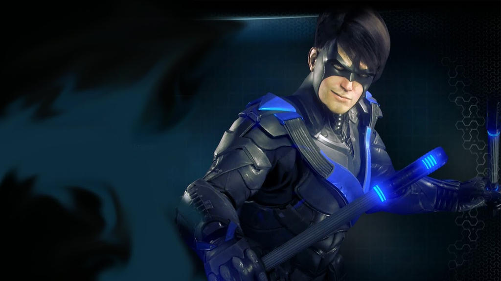 Unmasked (Nightwing x OC) Ch. 6 by fullmoonwolf on DeviantArt