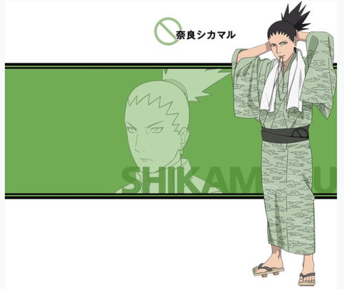 According to Plan (Shikamaru x Reader) by fullmoonwolf on