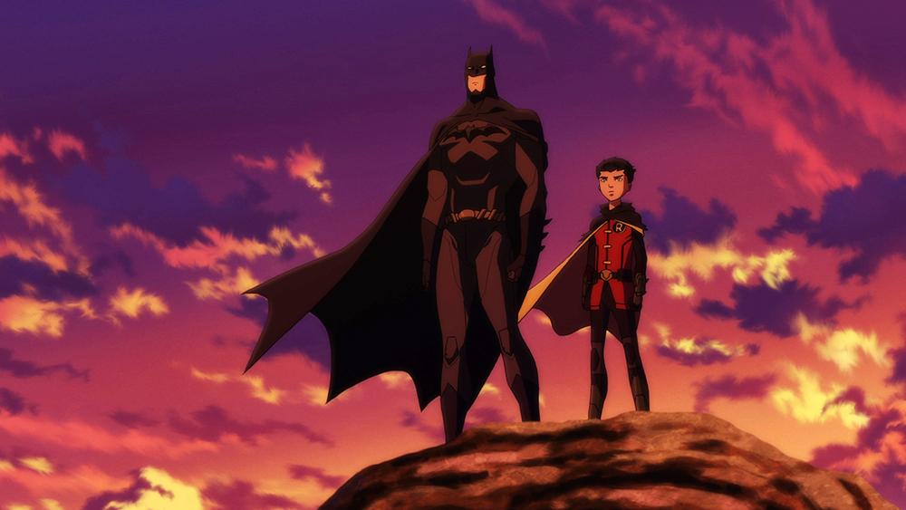 Son of Batman (Bat Family x Bat!Mom) by fullmoonwolf on DeviantArt