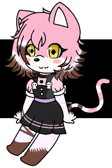 Nice Cream Cat by Valiant-Valor