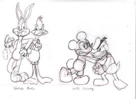 All-star doodlebug :sketch: by Alvah-and-Friends