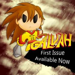 Alvah Issue 1 Full Comic
